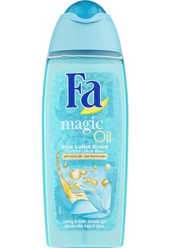 Fa Magic Oil Lotus Blue Caring & Fresh Shower Gel 250 ml