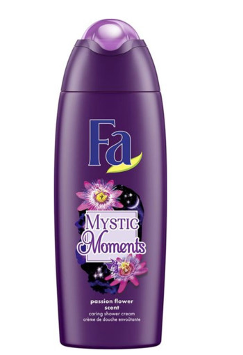 FA Douchegel mystic moments shea & passion flower (250 ml)
