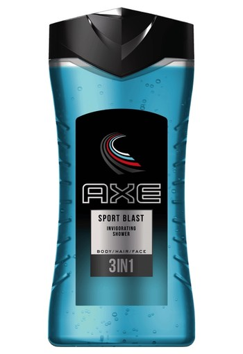 AXE Showergel sport blast (250 ml)