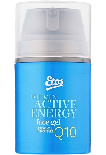Etos Face Gel for men 50 ml