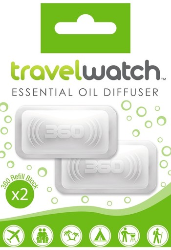 Travelwatch Refills 400 gram
