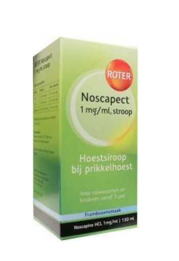 Roter Noscapect siroop (150 ml)