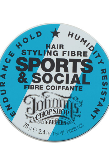Johnny's Chop Shop Sports & Social 70 gr.