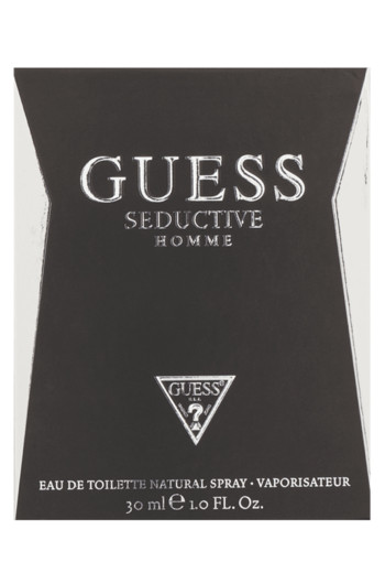Guess Seductive Homme Eau De Toilette 30 ml