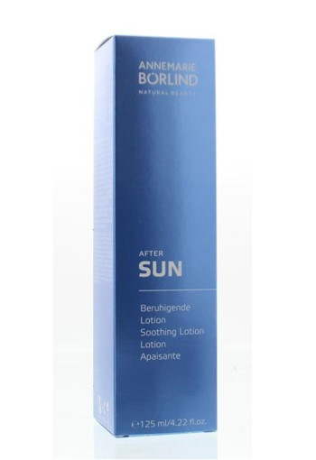 Borlind After sun rustgevende lotion (125 ml)