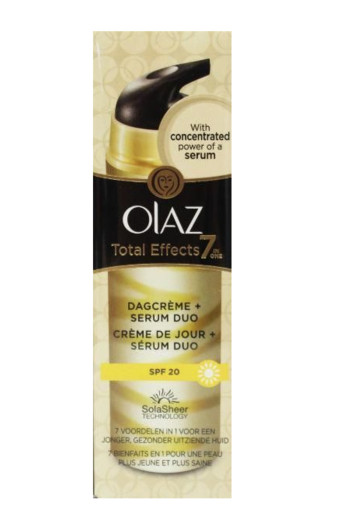 Olaz Total effects 7in1 dagcreme SPF 20 (40 ml)