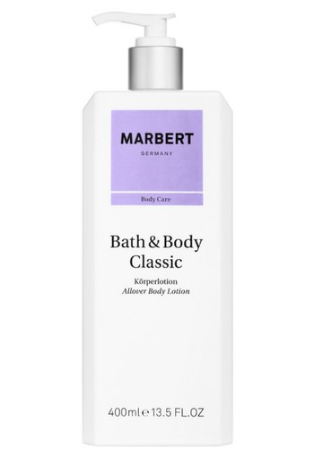 Marbert Classic bath and body lotion (400 ml)