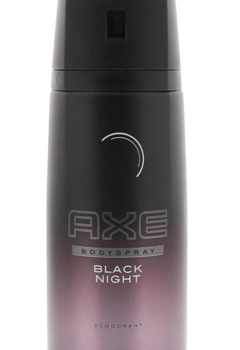 Axe Black Night For Men Deodorant Spray 150 ml