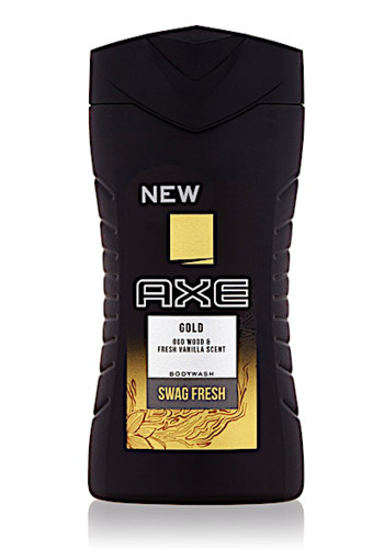 AXE Gold Douchegel voor Mannen