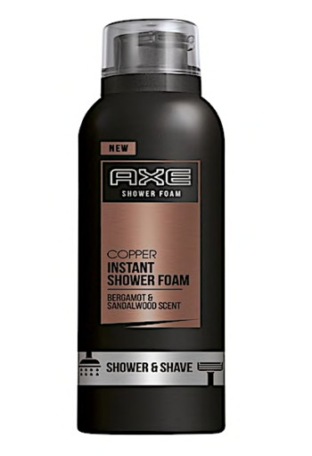 Axe Copper Douchefoam 200ml