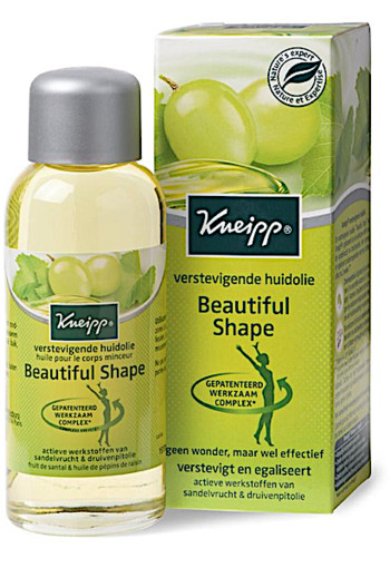 Kneipp Huidolie beautiful shape 100 ml bodycreme/gel/lotion