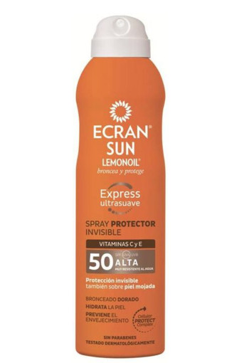 Ecran Invisible carrot spray SPF50 (250 ml)