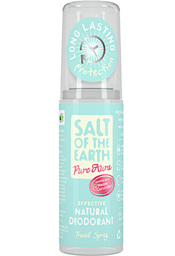 Salt Ofthe Earth Pure armour men travel spray (50 ml)