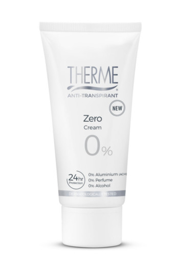 Therme Anti transpirant creme zero (60 ml)