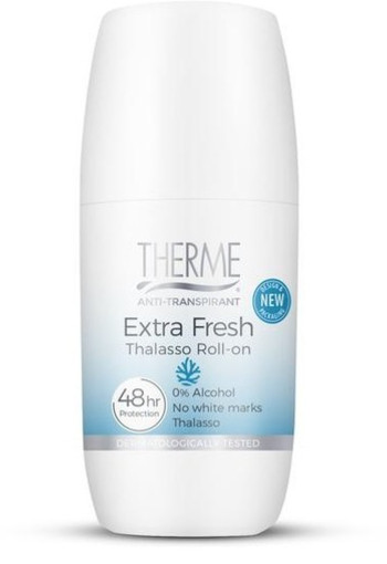Therme Anti transpirant extra fresh thalasso roller (60 ml)