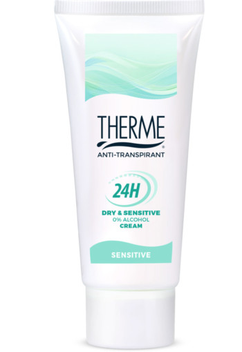Therme Anti transpirant sensitive creme (60 ml)