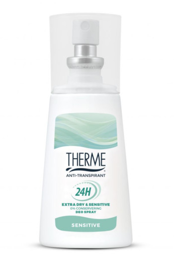 Therme Anti transpirant sensitive spray (75 ml)