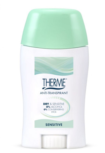 Therme Anti transpirant sensitive stick (50 gram)