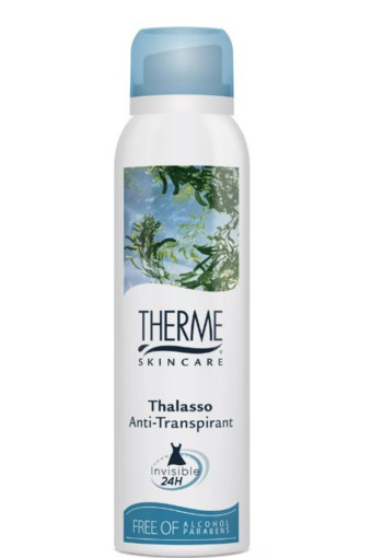 Therme Anti-transpirant deodorant thalasso (150 ml)
