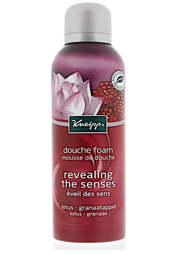Kneipp Revealing the Senses Doucheschuim - 200 ml