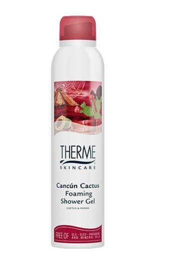 Therme Foam shower gel Cancun cactus (200 ml)