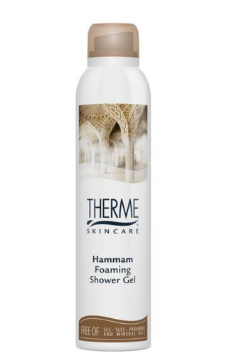 Therme Foam shower hammam (200 ml)