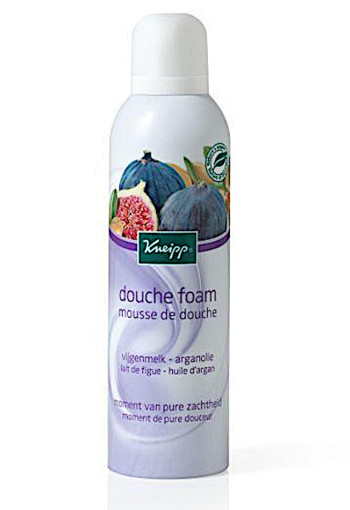 Kneipp Vijgenmelk Arganolie Douche foam - 200 ml