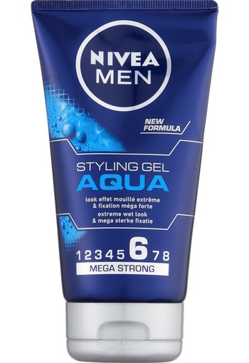 Nivea Styling gel aqua (150 ml)