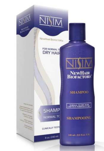 Nisim Newhair shampoo normal/dry hair (240 ml)
