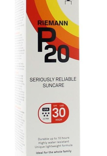 P20 Once a day factor 30 spray (100 ml)