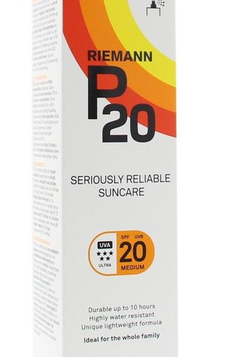 P20 Once a day spray SPF20 (100 ml)