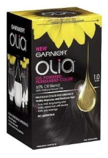 Garnier Olia 1.0 night black (1 set)