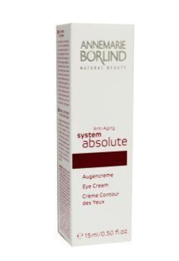 Borlind System absolute oogcreme (15 ml)