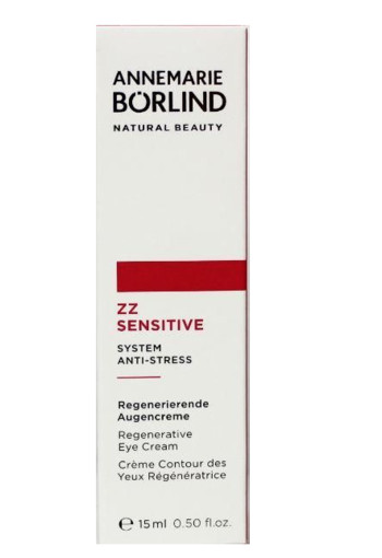 Borlind ZZ Sensitive herstellende oogcreme (15 ml)