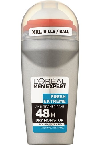 L'Oréal Paris Men Expert Fresh Extreme Anti-Transpirant 48H Roller 150ml