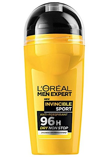 Loreal Men expert deodorant roll on invincible (50 ml)