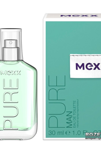 Mexx Pure men eau de toilette (30 ml)