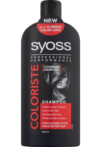 Syoss Coloriste shampoo (500 ml)