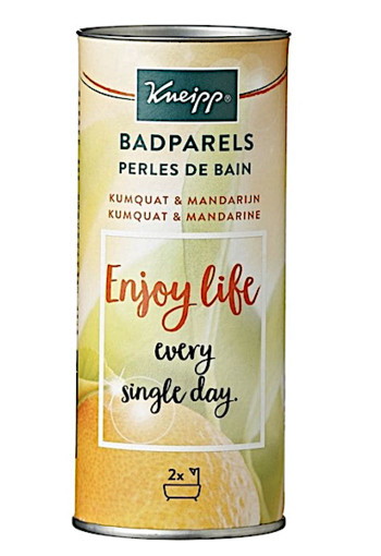 Kneipp Enjoy Life Every Single Day Badparels 150g