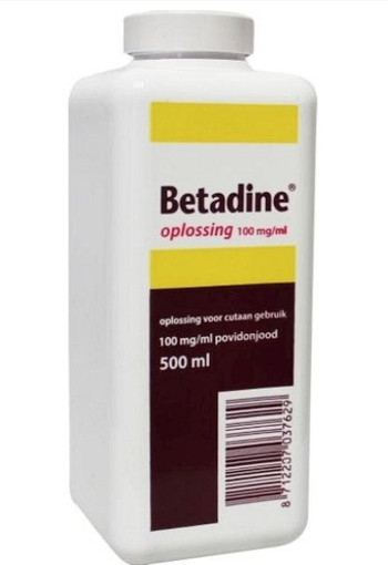 Betadine Dispenser 5 liter (5 liter)