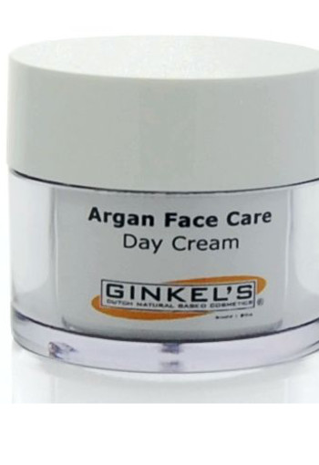 Ginkel's Argan face day cream (50 ml)