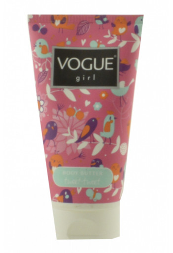 Vogue Girl body butter tweet tweet (150 ml)