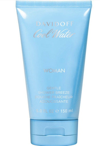 Davidoff Cool water woman douchegel (150 ml)