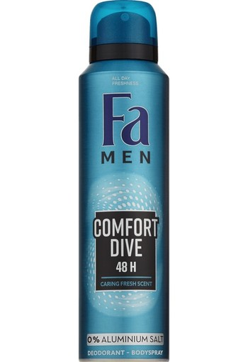 Fa Men Deospray Comf Dive 150 / 150 ml