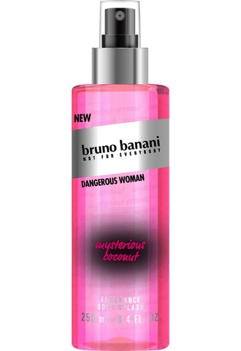 Bruno Banani Dangerous Woman Bodysplash - Body Mist 250 ml