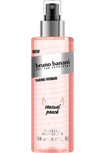 Bruno Banani Daring Woman Bodysplash - Body Mist 250 ml