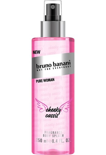 Bruno Banani Pure Woman Bodysplash - Body Mist 250 ml