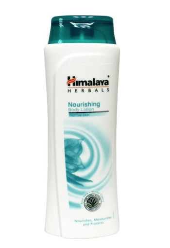 Himalaya Nourishing body lotion (200 ml)