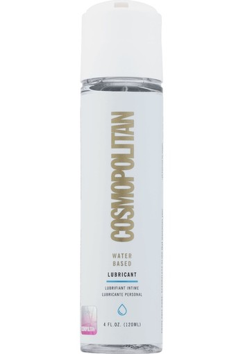 Cosmopolitan Water Based Lubricant 120 ml