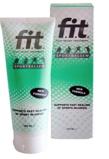FIT Sportbalsem (100 ml)